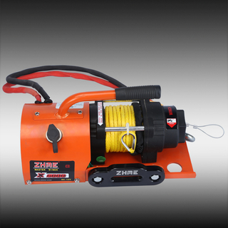 Reese Portable Electric Winch